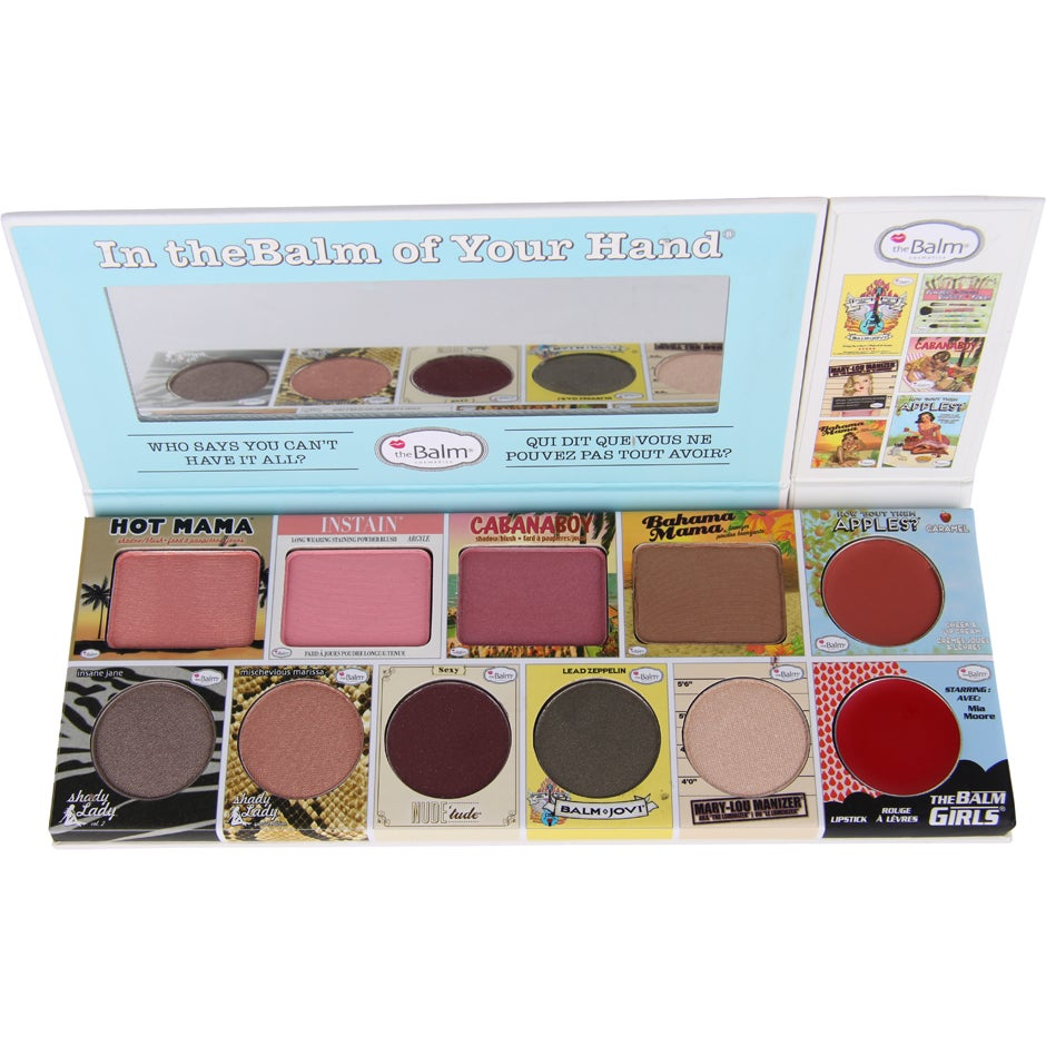the Balm In theBalm of Your Hand 7 g the Balm Ögonpaletter