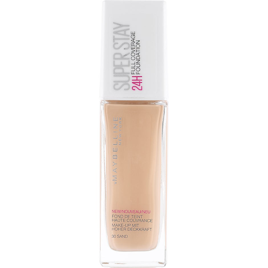 Maybelline Superstay Photofix 24h Full Coverage Foundation 30 ml Maybelline Foundation