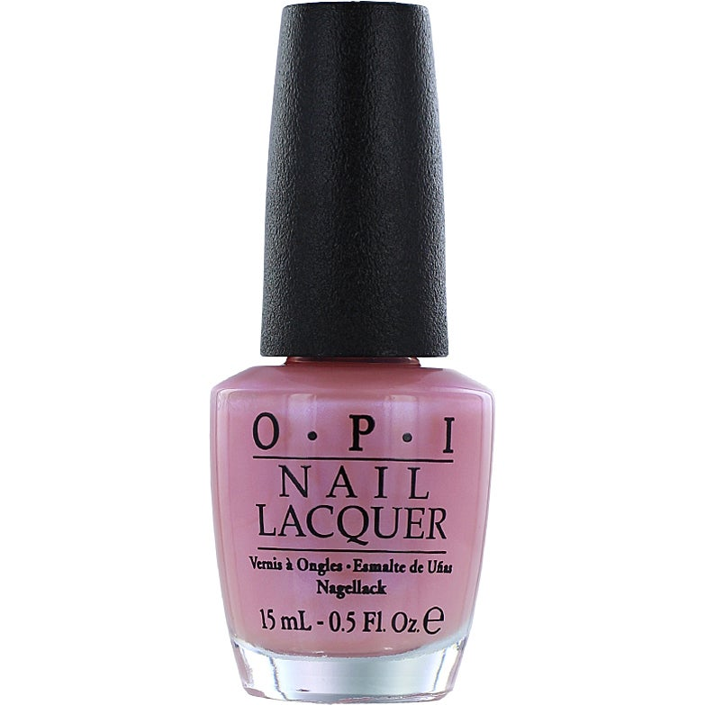 OPI Nail Lacquer, Rosy Future