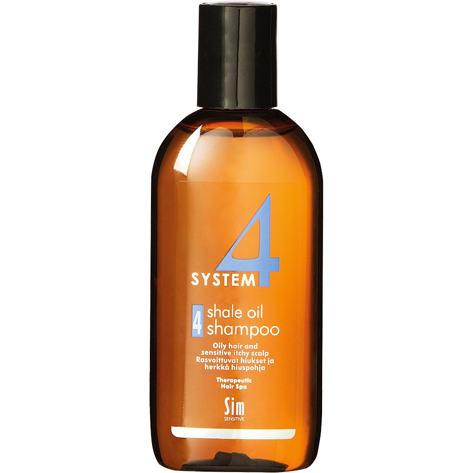 SIM Sensitive System 4 Shale Oil Shampoo 100 ml SIM Sensitive Schampo