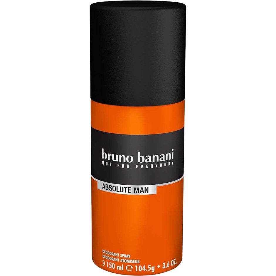 Bruno Banani Absolute Man Deodorant Spray 150 ml Bruno Banani Herrdeodorant