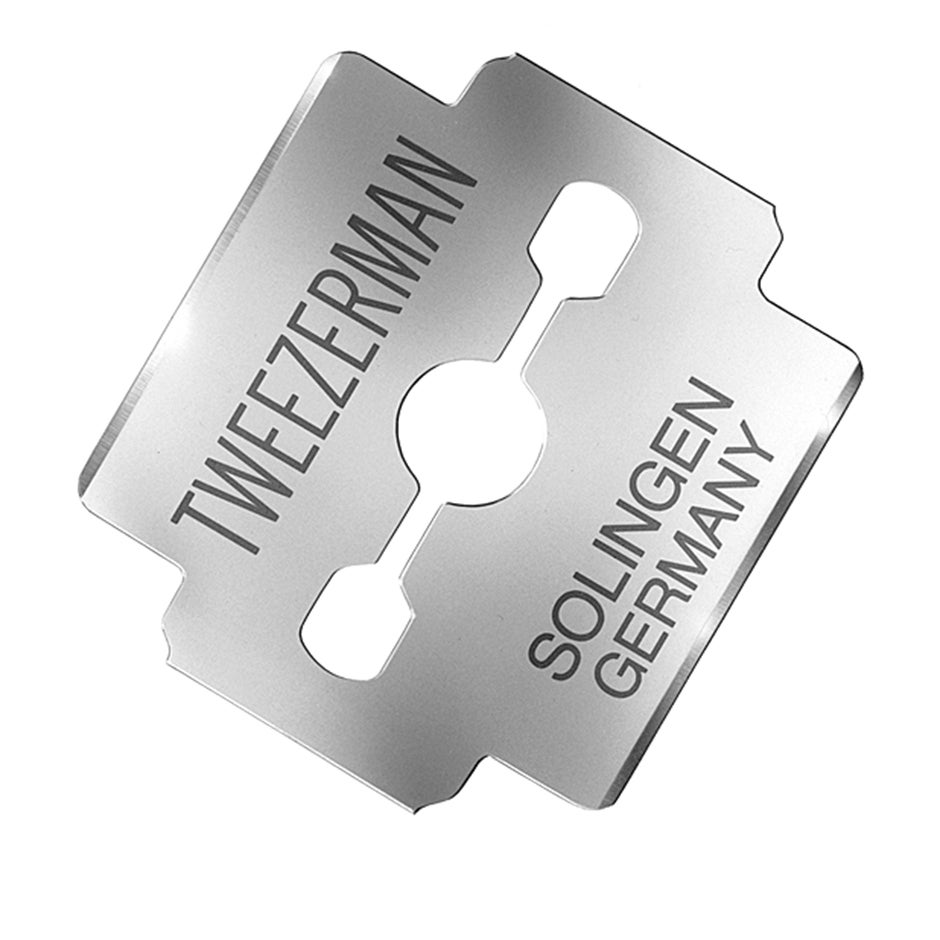Tweezerman Callus Shaver Blades Pack of 20 Tweezerman Fotvård