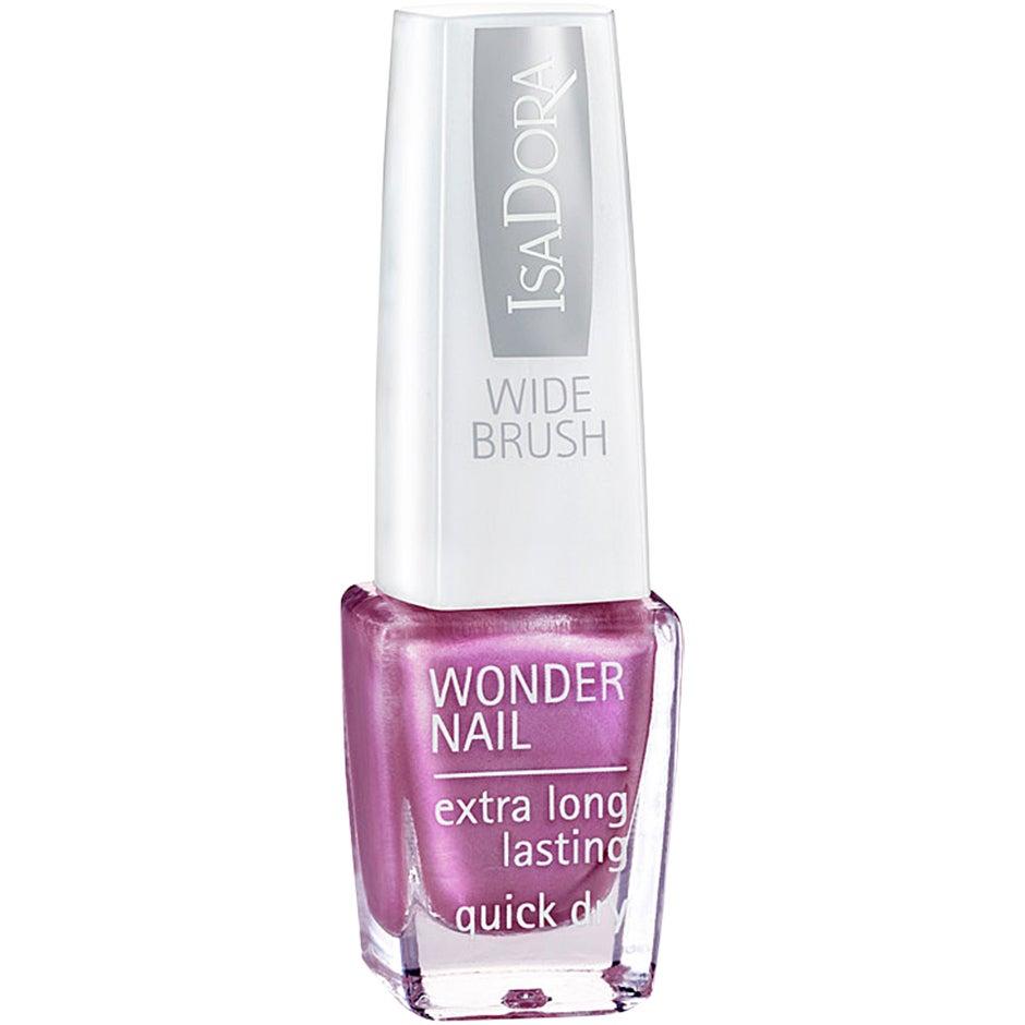 IsaDora Wonder Nail Icy Purple 6 ml IsaDora Lila & Blå