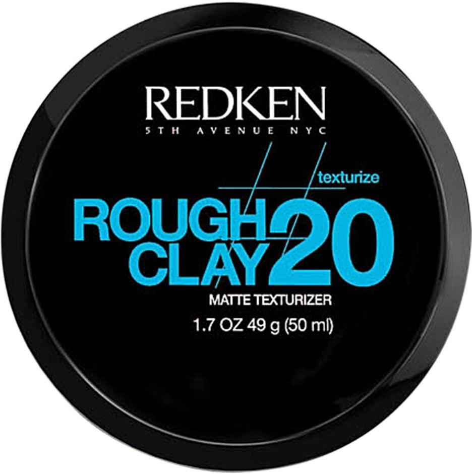 Redken Texture Rough Clay 20 Matte Texturizer 50 ml Redken Stylingprodukter