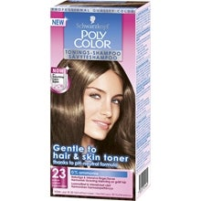 Schwarzkopf Poly Color Tonings-Shampoo, 23 - Ljusbrun