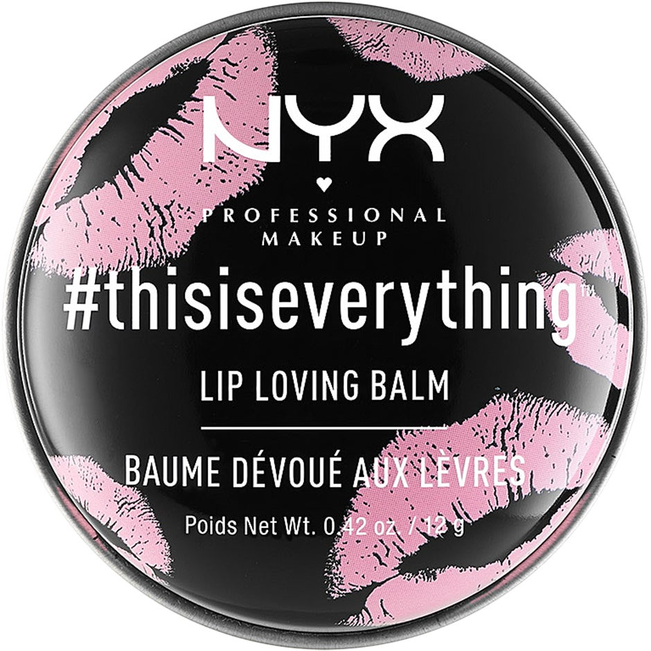 #thisiseverything Lip Loving Balm 12 g NYX Professional Makeup Läppbalsam