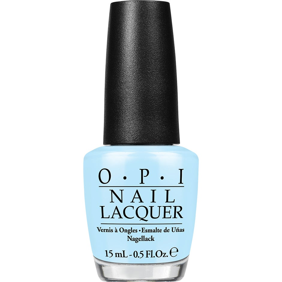 OPI Soft Shades It's a Boy 15 ml OPI Lila & Blå