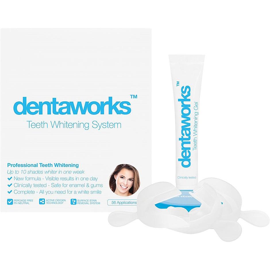 Teeth Whitening System Dentaworks Tandblekning