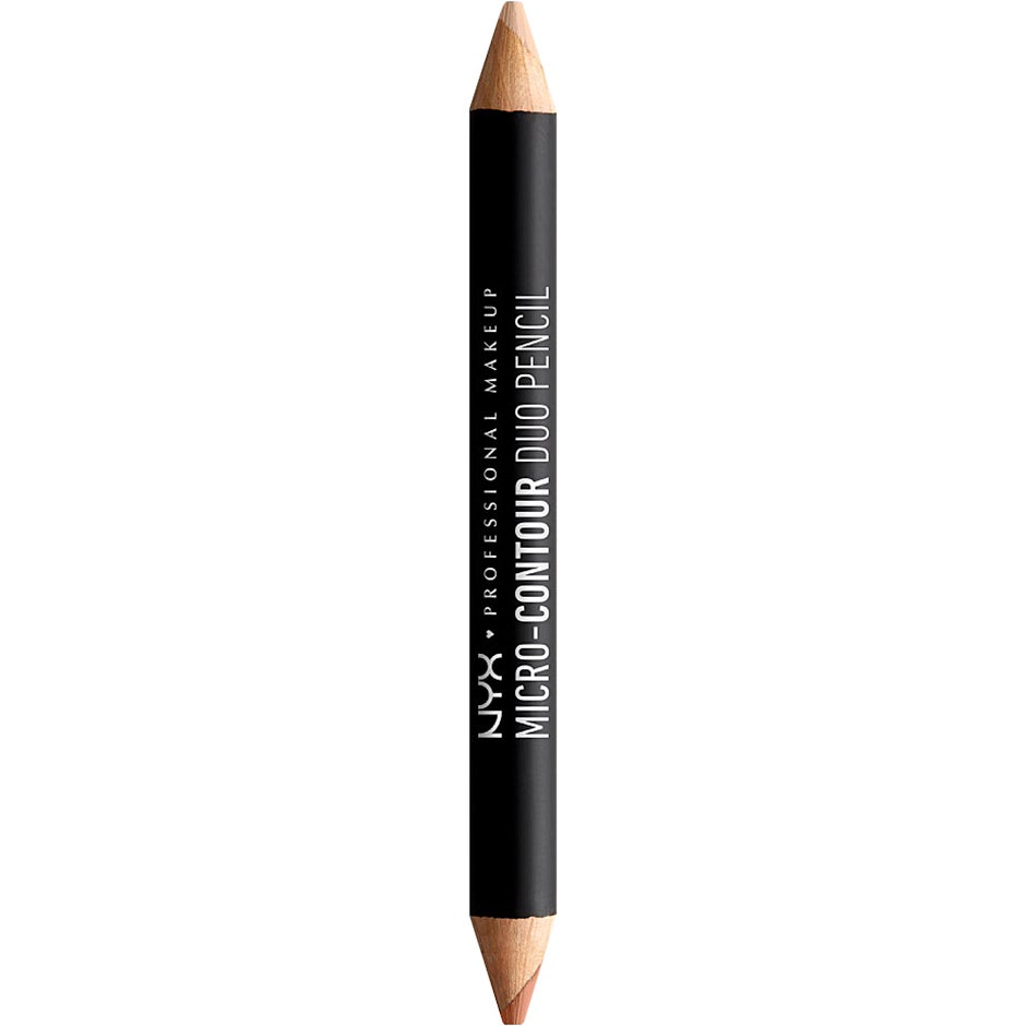 Micro Contour Duo Pencil 2.8 g NYX Professional Makeup Contouring