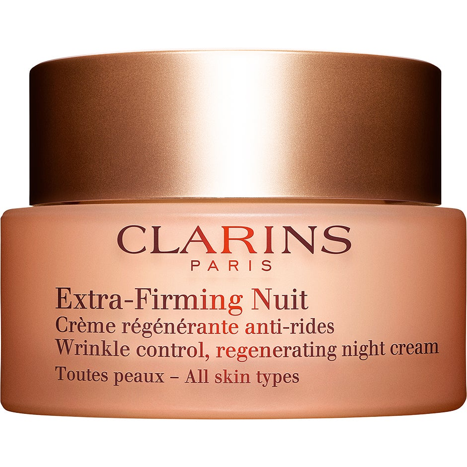 Clarins Extra-Firming Nuit for All Skin Types 50 ml Clarins Nattkräm