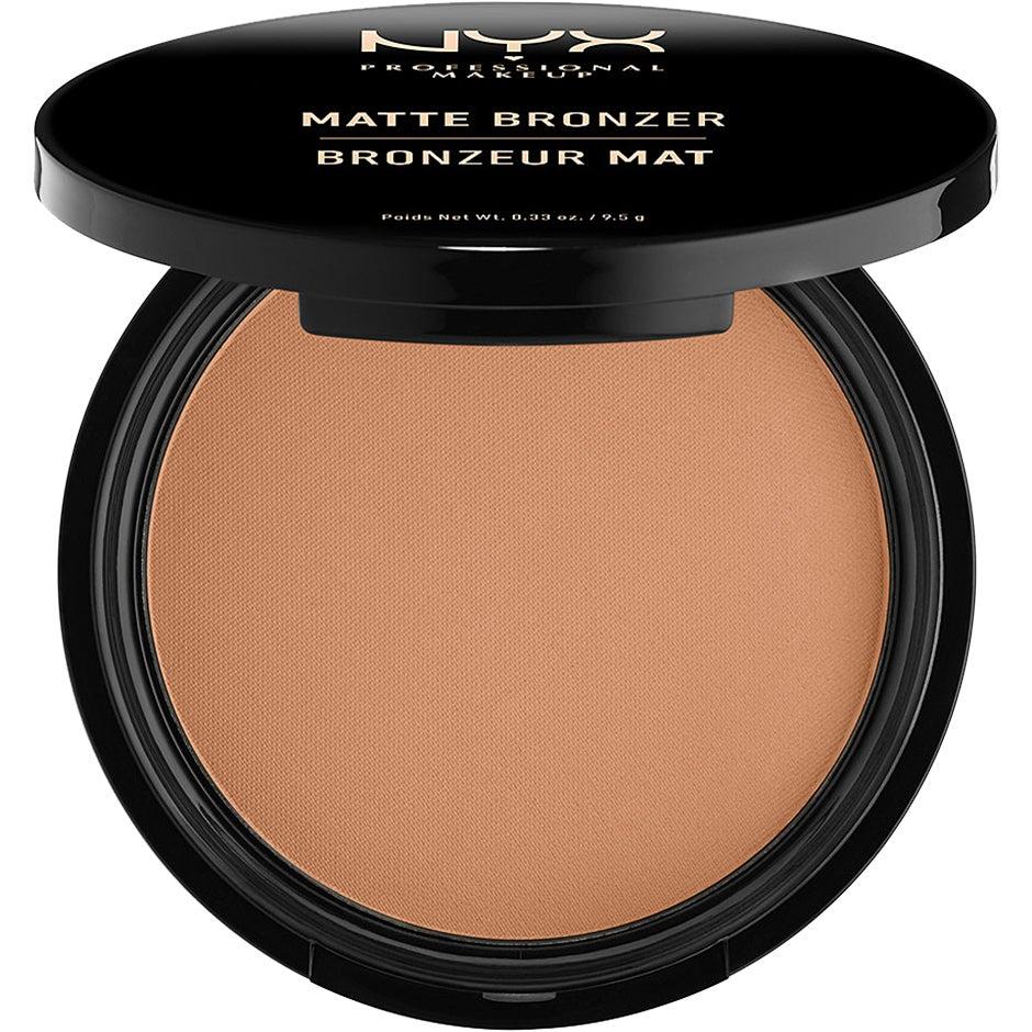 NYX PROFESSIONAL MAKEUP Matte Bronzer,  9,5g NYX Professional Makeup Bronzer